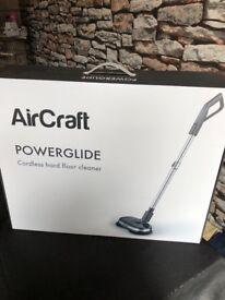 Aircraft cordless hard floor cleaner bnib