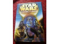 Shadow of the empire star wars novel