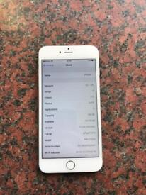 Apple iPhone 6s Plus 64GB on o2 network