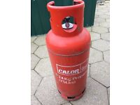 LARGE 34KG BOTTLE OF PROPANE GAS - FULL - SAVE ON RRP