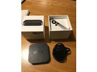 Used Apple TV 2nd Gen Boxed with Remote & Charging Plug