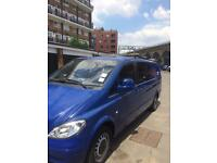 Mercedes-Benz long wheel-base Vito 56 plate for sale