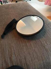 Car mirror for young children