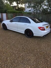 Mercedes C63 AMG 2011 for sale