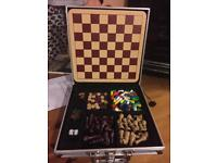 Chess & 4 other games