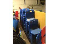 25 plastic childrens chairs