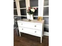 VINTAGE CHEST FREE DELIVERY LDN 🇬🇧Shabby Chic Sideboard/ Dresser
