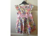 LITTLE GIRL SUMMER DRESS AGE 3-4