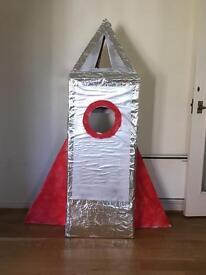 Homemade rocket