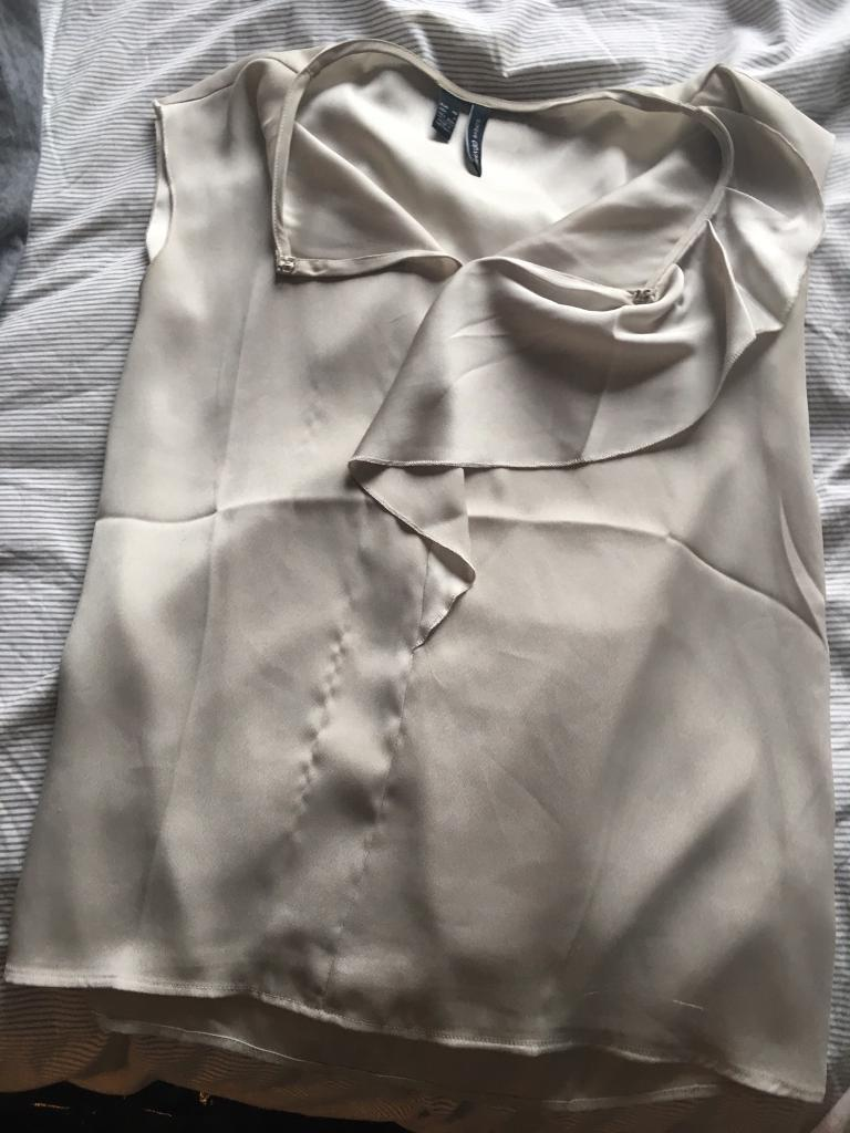 Mango blouse good condition