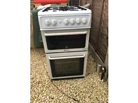 Hot point Creda double Gas Cooker