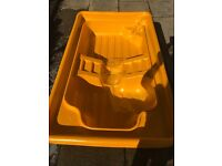 TP Yellow Cascade Sand and Water Table (Costs new £200)