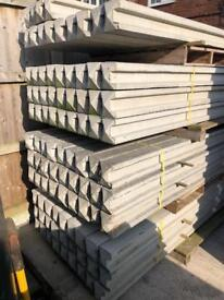 🐌Concrete Fencing Posts - Various Sizes Available
