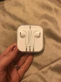 Official Apple earphones