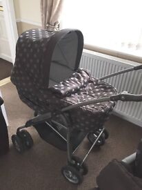 Mamas and Papas pram and pushchair excellent condition