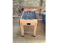 Foosball table, Table football, needs new home, rarely used.