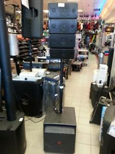 Power Pro Audio 2500 Watt Portable PA system.( 50788) We sell New and used audio equipment.