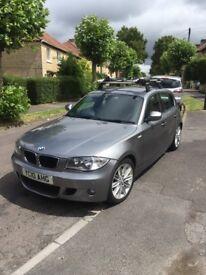 BMW 1 Series 118d Msport 2010