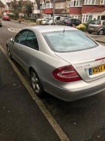Mercedes CLK CDI 270