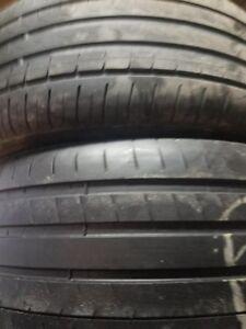 225-45-19. 2 pneu été perili runflat