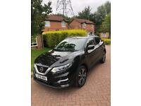 Nissan Qashqai 1.5 dci connecta automatic 1 owner