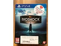 Bioshock the collection , Ps4 , as new ! Price stands , no offers !