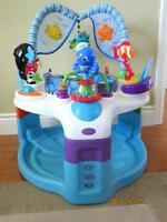 Baby Items - Activity Saucer & Playpen