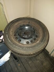 Wheels and Michelin tyres x 4 2058/55 R16