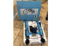 Brand New Blue Matic Tacx Bike Trainer