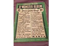 1st monster album