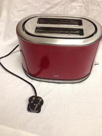 Daewoo d2 toaster used once