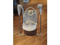 Graco 2 speed swing - good condition