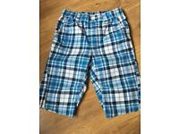 Boys shorts new age 11