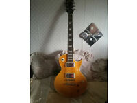 Vintage Lemon Drop Peter Green relic - 'Old' model in perfect condition