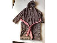 Joules bathrobe 5-6 years