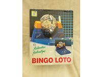 Bingo - Traditional Family Game Family Fun Play Set 90 Balls