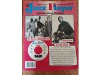 Jazz Player Magazine + CD's