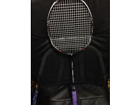 Yehlex Badminton Racket Triotec Woven 3800 a top end racket at a bargain price