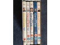 The US Office Seasons 1-5