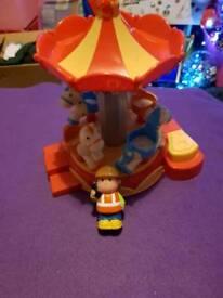 Happyland Fun Fair & Figures x