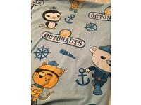 Octonauts Toddler bed duvet cover
