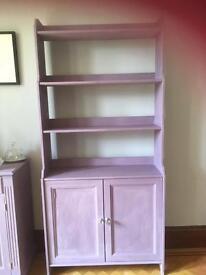 Sideboard/dresser painted wooden