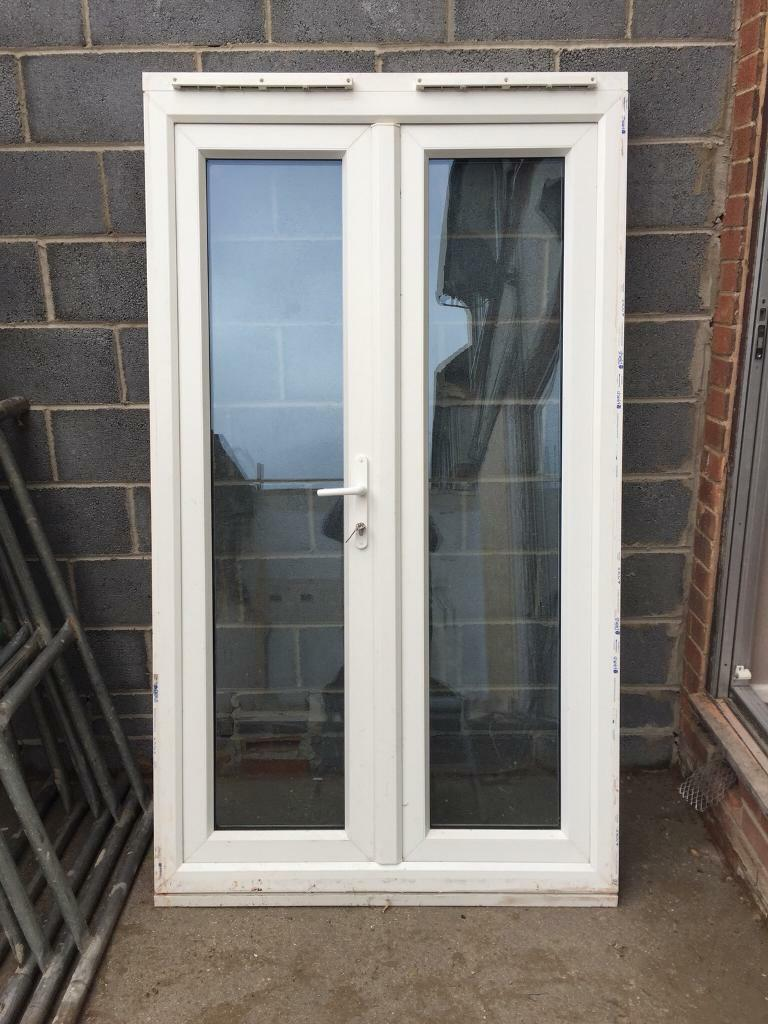Wickes Upvc Patio Doors Set Includes Lock Amp Keys 2090mm