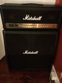 Marshall MA 50 Head and 4 x 12 Cab