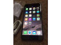Apple iPhone 6 Plus 16gb grey UNLOCKED