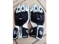 Furygan AFS18 leather motorcycle gloves size 10 XL