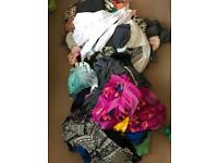 Huge lot of ladies clothes size 8-12