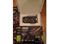 Asus Nvidia GTX 750Ti OC 2GB GPU / Graphics Card