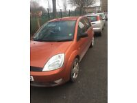 Ford Fiesta 04 - good working condition/spares and repairs