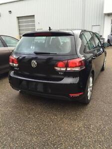 2013 Volkswagen Golf Wolfsburg Edition 2.0 TDI (M6) Diesel